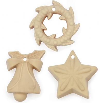 Molde figuras para arbol de Navidad