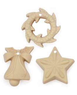 Molde Figuras Navidad para Arbolito
