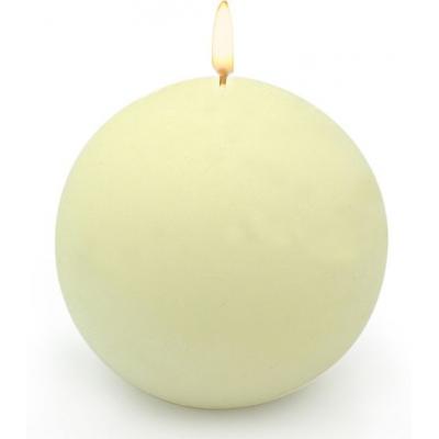Molde para velas esfera grande 10 cm