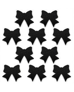10 lacinhos pretos