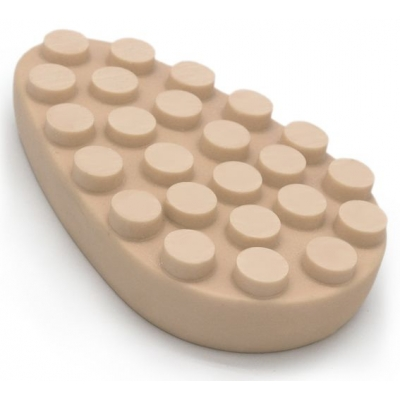 Molde sabonete massajador lagrima