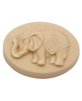 Molde pastilla de jabón, Elefante.