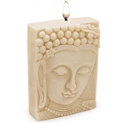 Molde para velas 2D, Buda 1