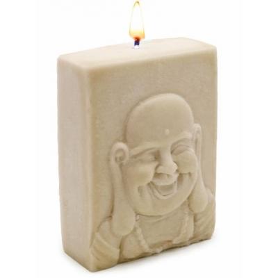 Molde para velas 2D, Buda 2