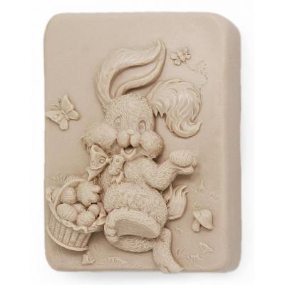 Molde de silicona Conejo de Pascua