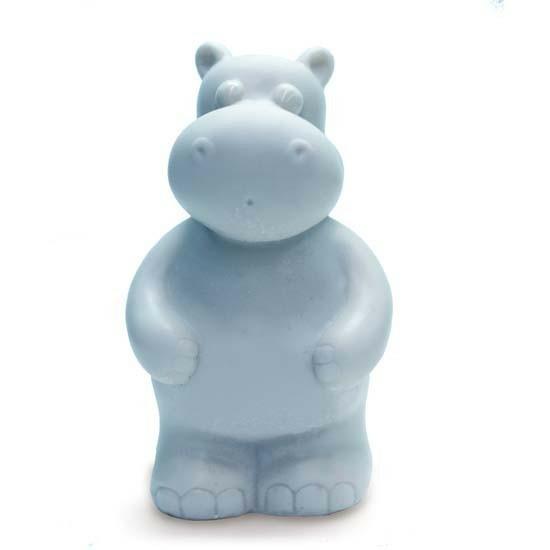 Molde formato de hipopotamo