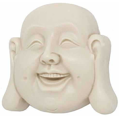 Molde pastilla jabón Buda sonriente
