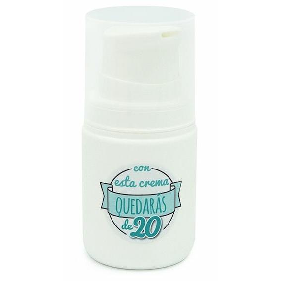 Pegatinas con esta crema quedaras de 20