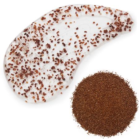 Exfoliante con cascara de karite