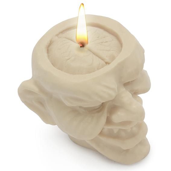 Molde monstro cerebro para halloween