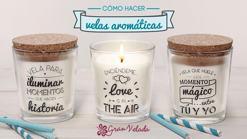Como hacer velas arom ticas - Como hacer velas ...