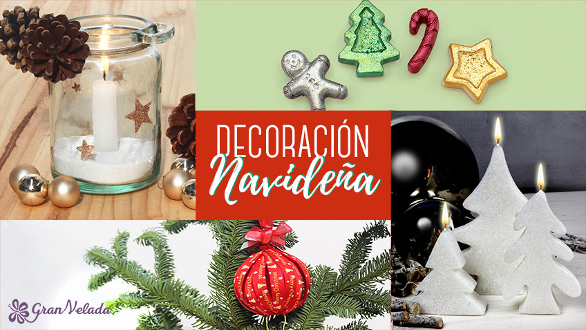 Decoracion navide a casera ideas faciles y originales - Ideas de decoracion navidena ...