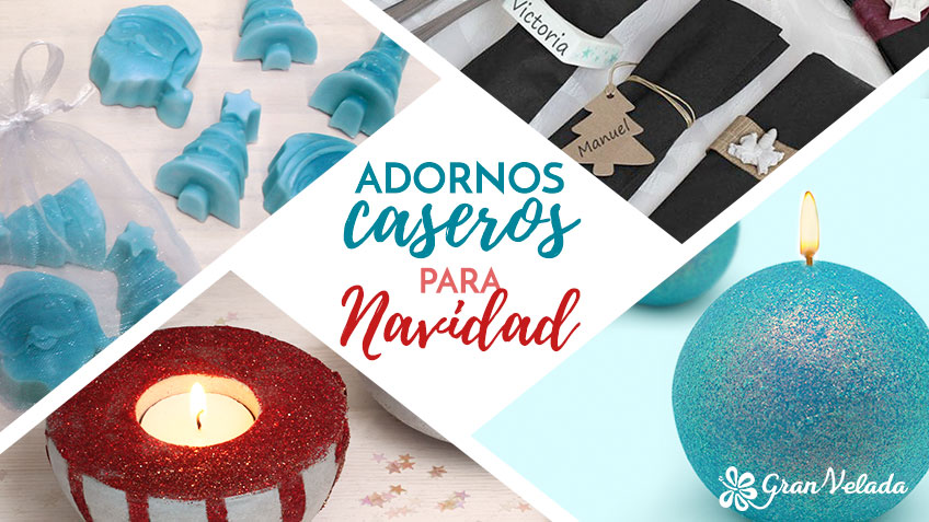 Adornos caseros para navidad hechos en casa economicos - Adornos de navidad caseros faciles ...