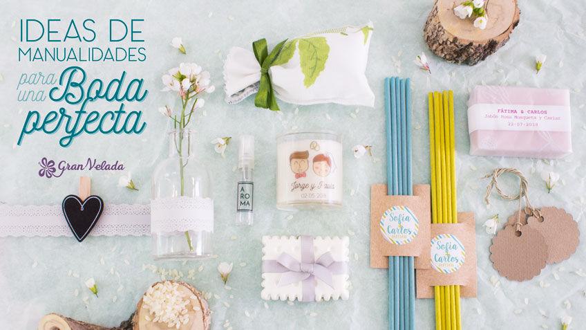 Manualidades para boda ideas para detalles caseros - Regalos invitados boda manualidades ...
