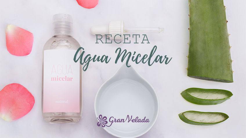 Agua Micelar Casera Limpia Desmaquilla Y Trata Tu Piel