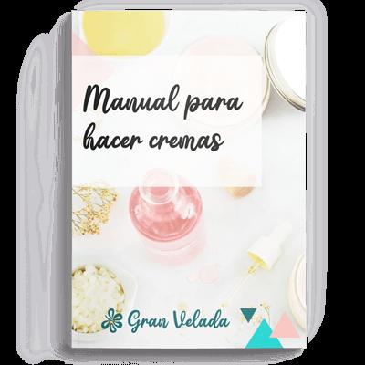 Manual gratuito para hacer cremas