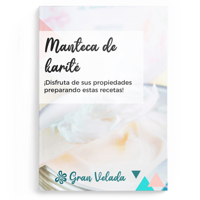 Manual gratis manteca de karite
