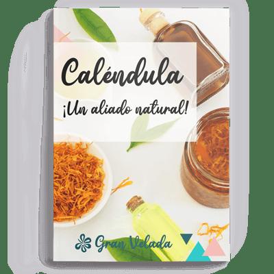 Calendula: manual gratuito con recetas