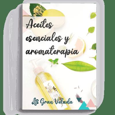 Manual de aromaterapia y aceites esenciales