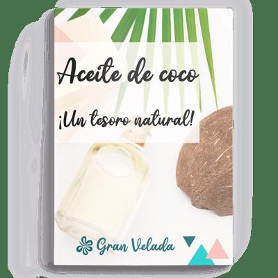 Aceite de coco: manual gratuito