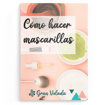 Como hacer mascarillas faciales: manual gratuito